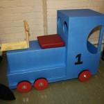 Random image: Toy Train